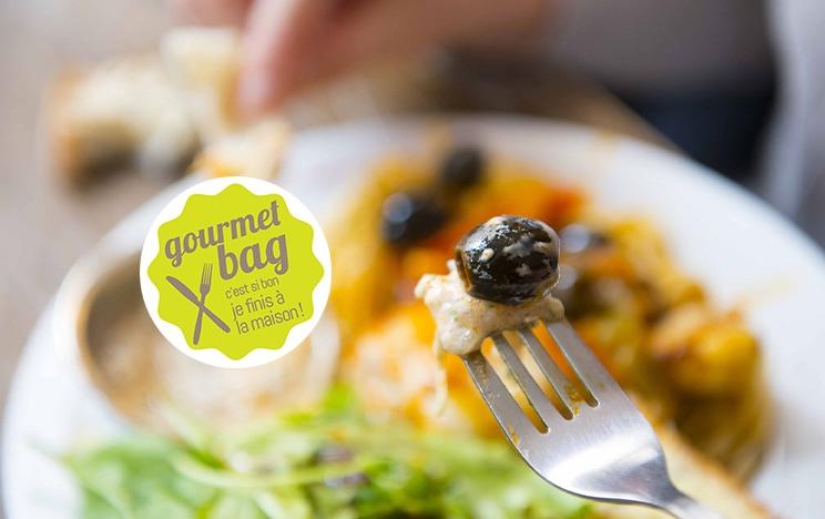 Le Gourmet bag