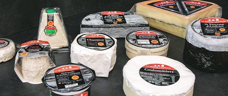 Marque METRO - La maison du fromage