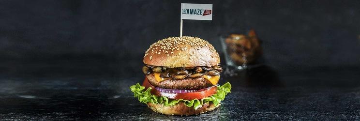 Amaze burger