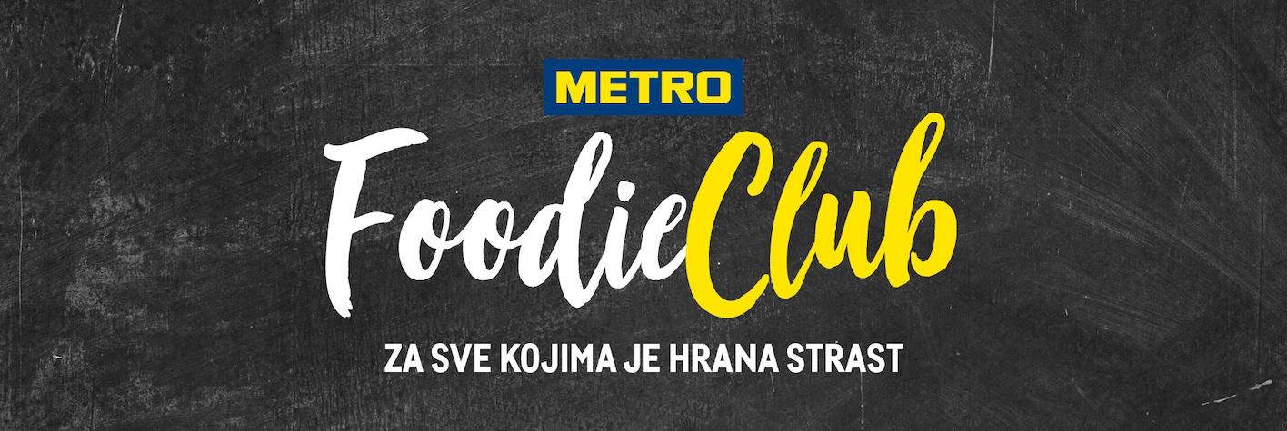 Metro foodie