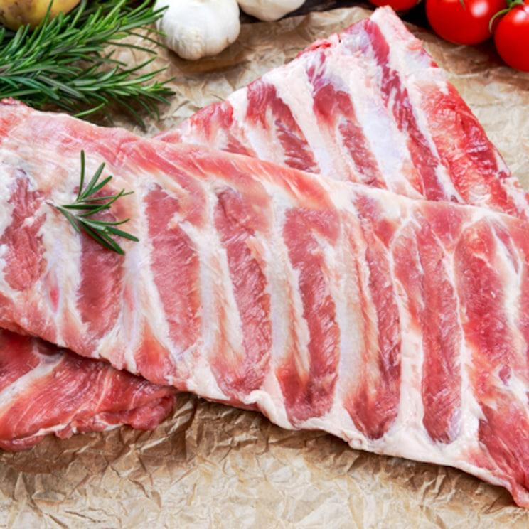 Pork back teaser