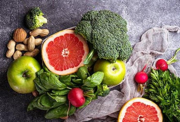 Zöldség, gyümölcs, tojás