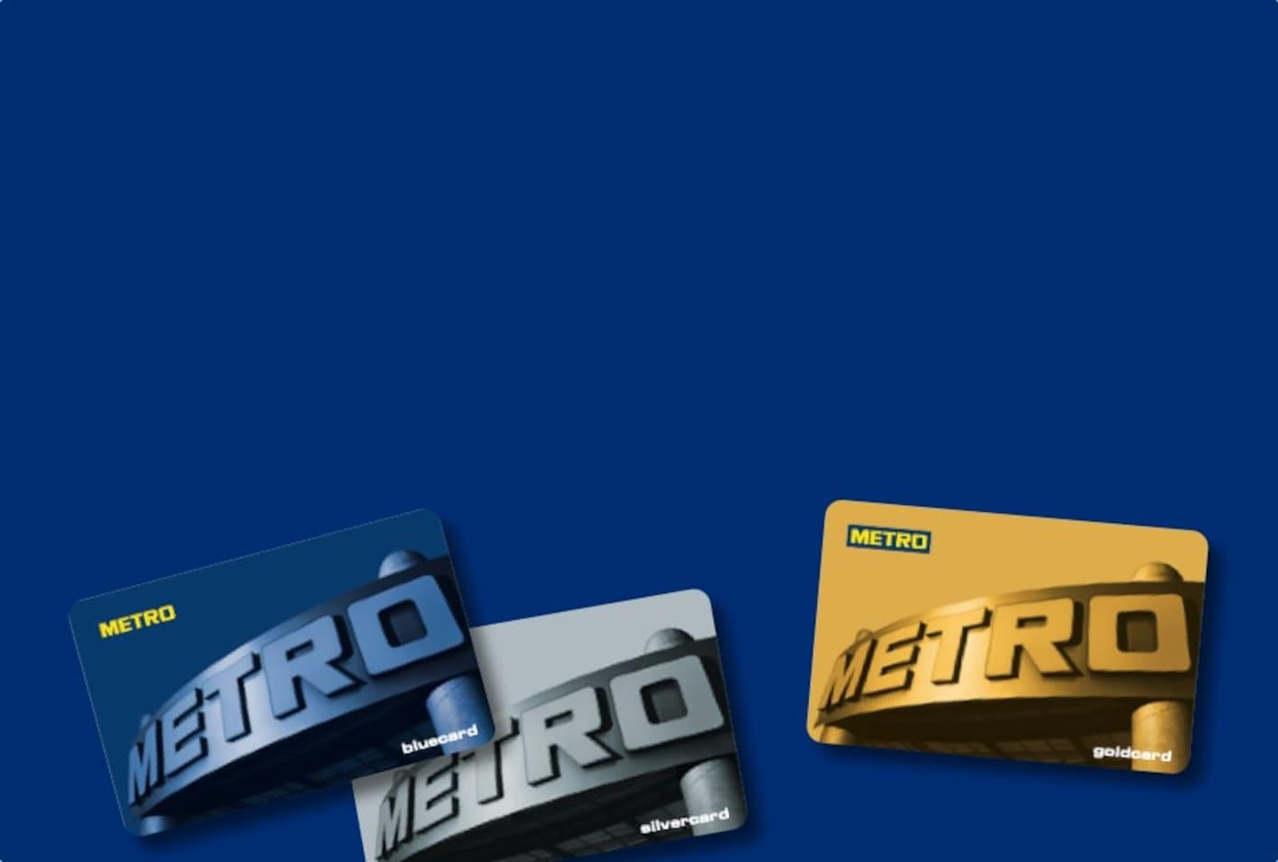 Metro card - inregistrare card Metro
