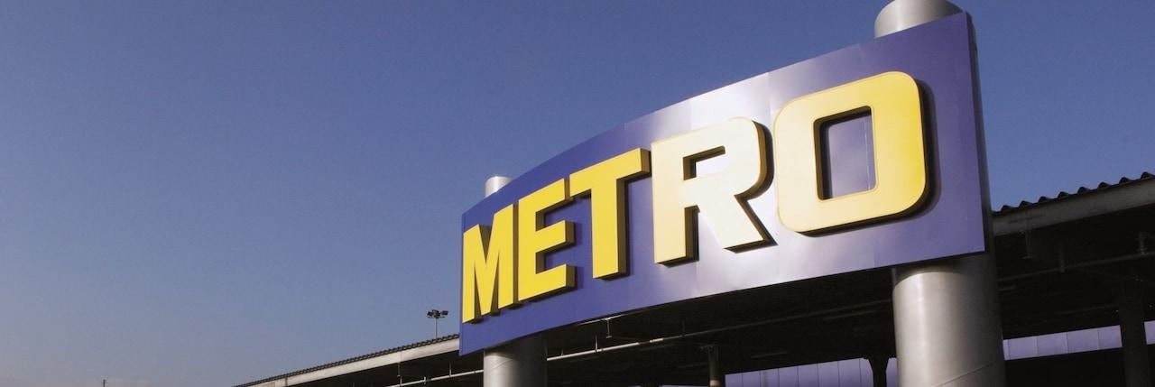 Metro Cash&Carry in Moldova (Chisinau, Balti)