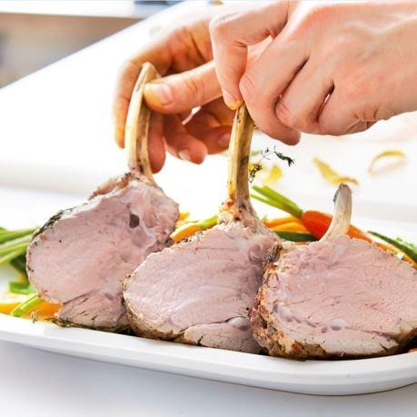 Carne de vitel cu os la cuptor - retete simple si rapide