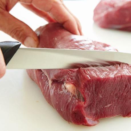 Muschi de porc file - servicii de transare carne