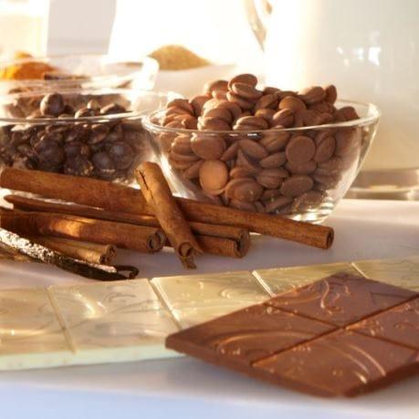 Ciocolate picaturi, bete de scortisoara - produse fine life, aro