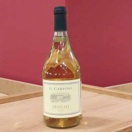 vinuri italiene moldova - sticla de vin alb il carpino