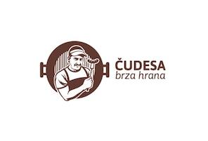 Čudesa brza hrana logo