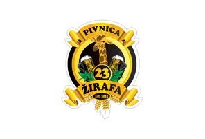 Pivnica Žirafa logo
