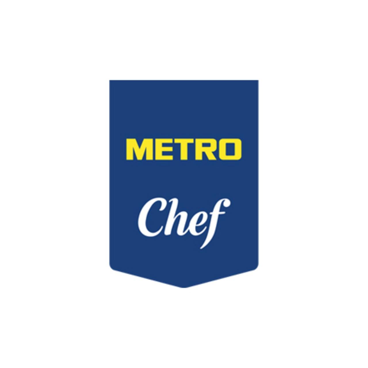 metro chef logo