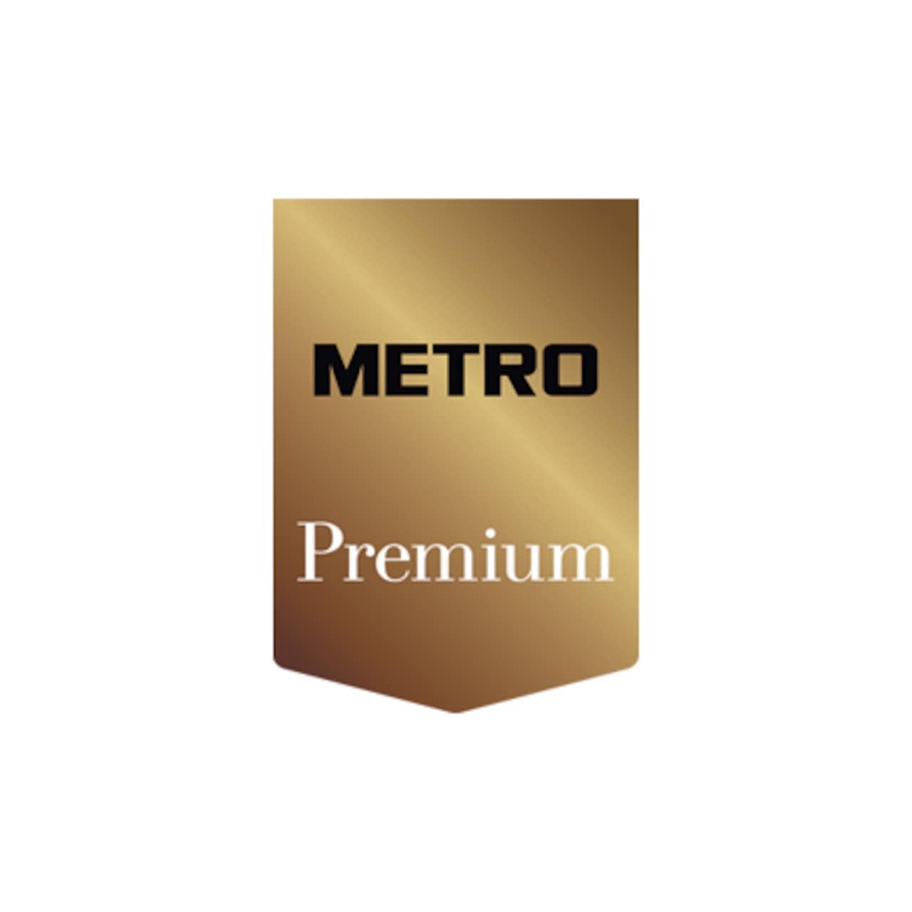 metro premium logo