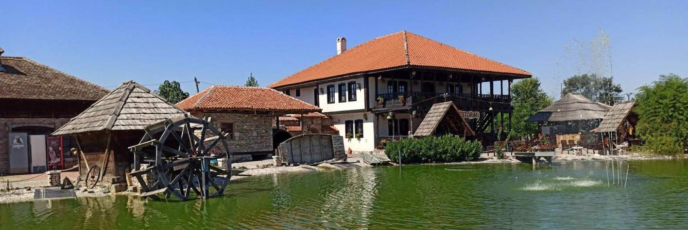Etno selo Stolovo