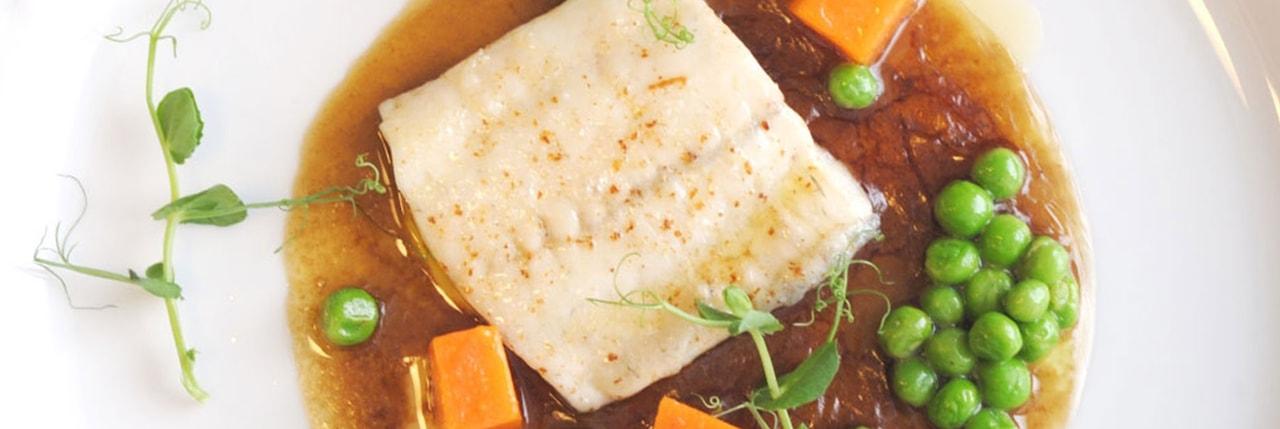 Fileti romba na graten sosu_hero