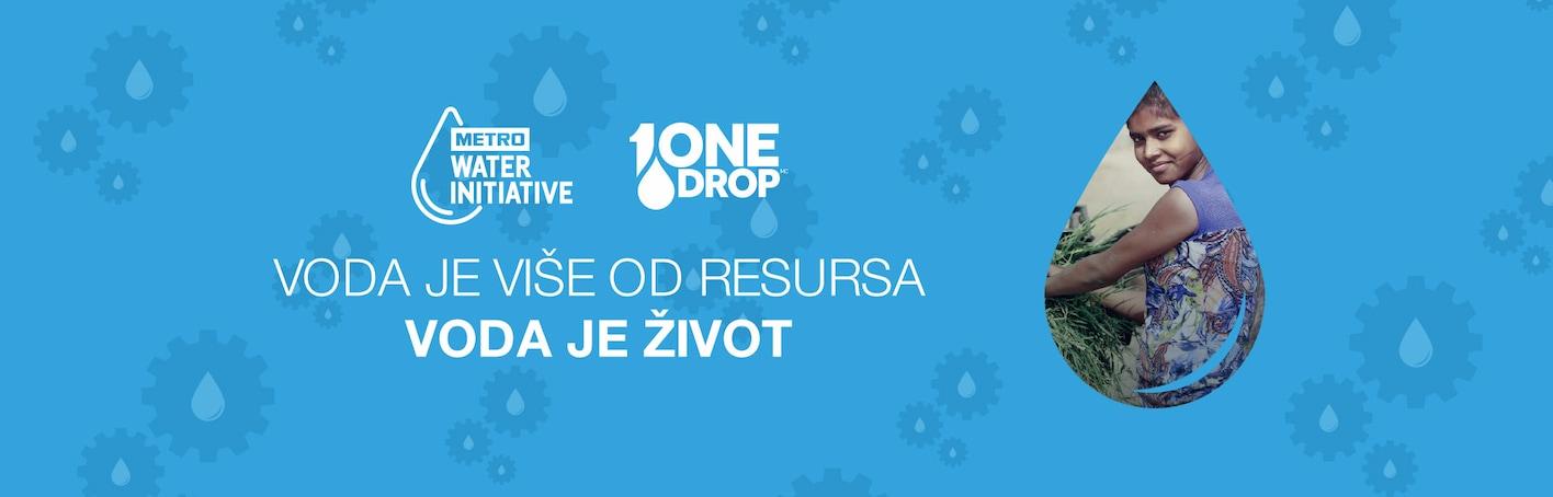 METRO Inicijativa za vodu