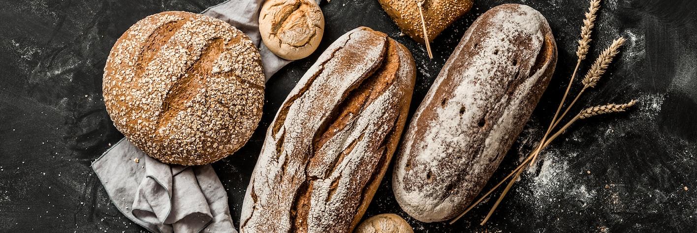 Хліб (фаст-фуд асортимент)